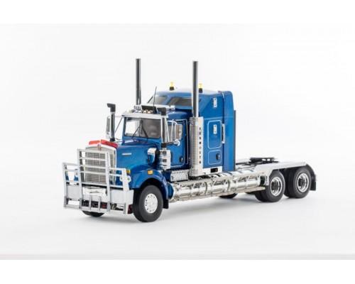 Drake Collectibles 1:50 Kenworth C509 Truck - Blue Metallic
