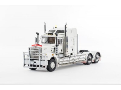 Drake Collectibles 1:50 Kenworth C509 Truck - White and Black