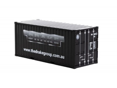 Drake Collectibles 1:50 20 Foot Shipping Container - Drake Group