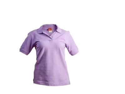 Drake Collectibles  Ladies Polo Shirt - Lavender