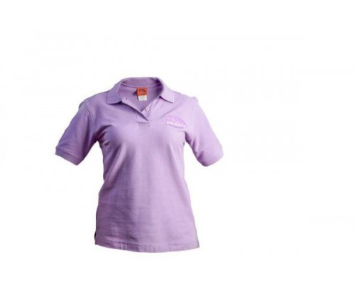 Drake Collectibles  Ladies Polo Shirt - Lavender