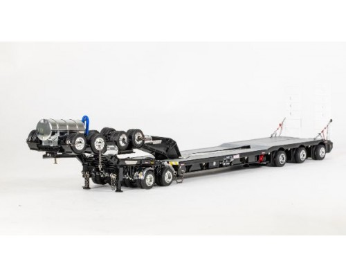 1:50 Scale Drake 3x8 Trailer & 2x8 Dolly - Black
