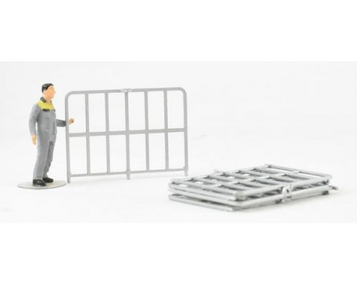 Drake Collectibles1:50 Flat Top Trailer Side Gates - Qty 5