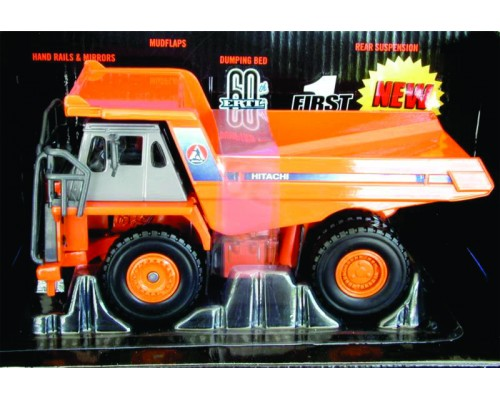 Ertl 1:50 Hitachi EH700 Mining Dump Truck
