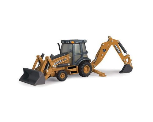 Ertl 1:50 Case 580 Super N WT Backhoe Loader