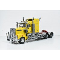 Exclusive Replicas 1:32 Kenworth T909 Prime Mover - Yellow