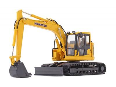 1:50 Scale Komatsu PC138USLC-11 Hydraulic Excavator