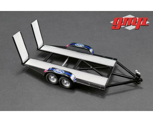 GMP 1:43 Tandem Car Trailer - Ford