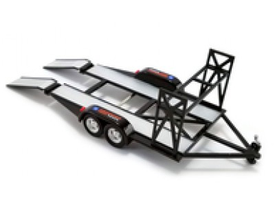 GMP 1:43 Tandem Car Trailer - Chevrolet