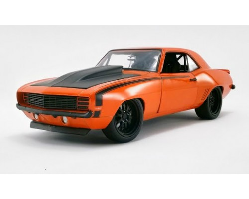 GMP 1:18 1969 Chevrolet Camaro Street Fighter - Inferno