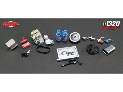 GMP 1:18 1320 Drag Kings - Performance Parts