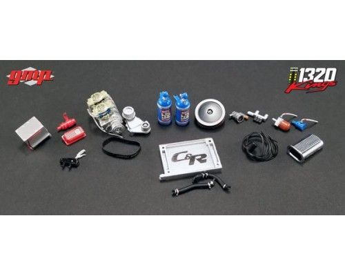 1:18 Scale 1320 Drag Kings - Performance Parts