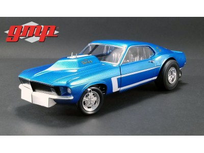 1:18 Scale 1969 Mustang Gasser - The BOSS