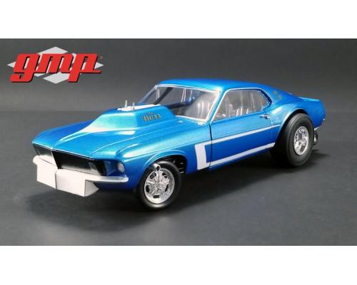 GMP 1:18 1969 Mustang Gasser - The BOSS