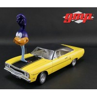 1:18 Scale 1970 Plymouth Road Runner - with Bonnet Scoop Figurine