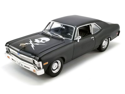 1:18 Scale Death Proof 1971 Chevrolet Nova
