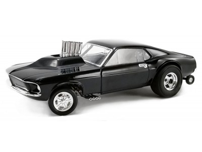 1:18 Scale 1969 Mustang Gasser