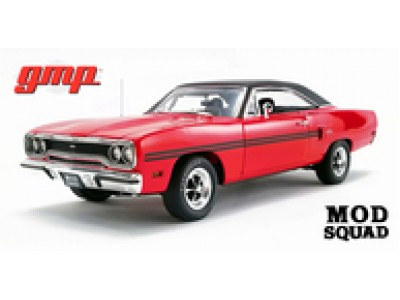 1:18 Scale 1970 Plymouth GTX - The Mod Squad