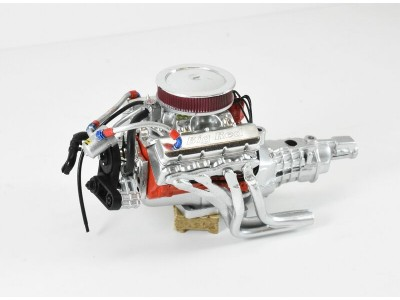 GMP 1:18 427ci Race Engine with Transmission 19847