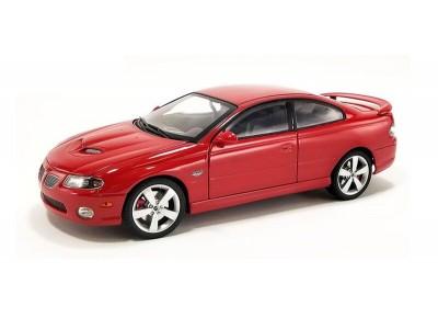 GMP 1:18 2006 Pontiac GTO - Spice Red