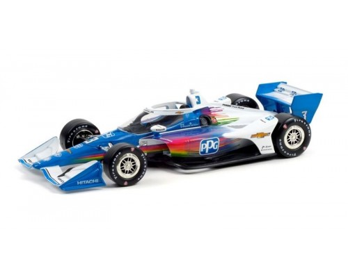 Greenlight 1:18 2021 NTT IndyCar - Team Penske Scott McLaughlin - PPG