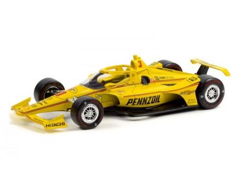 Greenlight 1:18 2021 NTT IndyCar - Team Penske Scott McLaughlin - Pennzoil