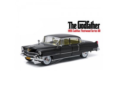 Greenlight 1:18 The Godfather 1955 Cadillac Fleetwood Series 60