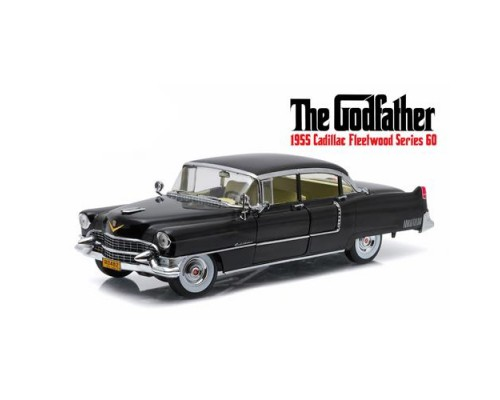 1:18 Scale The Godfather 1955 Cadillac Fleetwood Series 60
