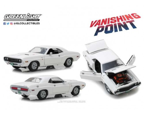 1:18 Scale Vanishing Point - 1970 Dodge Challenger R/T