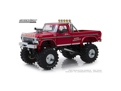 1:18 Scale Ford F-250 Monster Truck - High Roller II