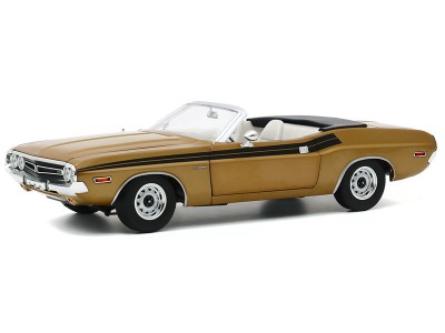 Greenlight 1:18 The Mod Squad 1971 Dodge Challenger 340