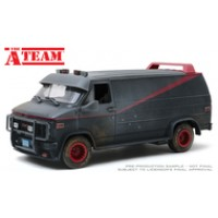 1:18 Scale The A-Team - 1983 GMC Vandura Weathered