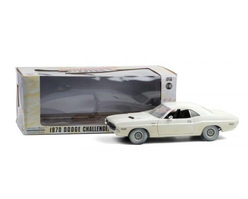 Greenlight 1:18 Vanishing Point - 1970 Dodge Challenger R/T - Weathered