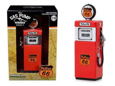 Greenlight 1:18 Vintage Petrol Bowser - Series 7 - Phillips 66