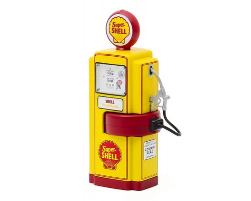 1:18 Scale Vintage Petrol Bowser - Shell Oil