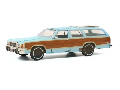 Greenlight 1:18 1979 Ford LTD Country Squire - Terminator 2 Judgement Day
