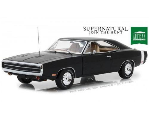1:18 Scale Supernaturals 1970 Dodge Charger
