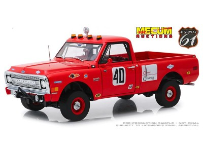 Steve McQueens - 1969 Chevrolet C-10 Baja 1000 Pick-Up
