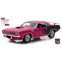 Highway 61 1:18 Gone In 60 seconds Plymouth Hemi 'Cuda Shannon