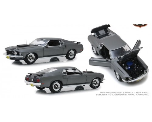 1:18 Scale John Wick 1969 Ford Mustang BOSS 429 Updated