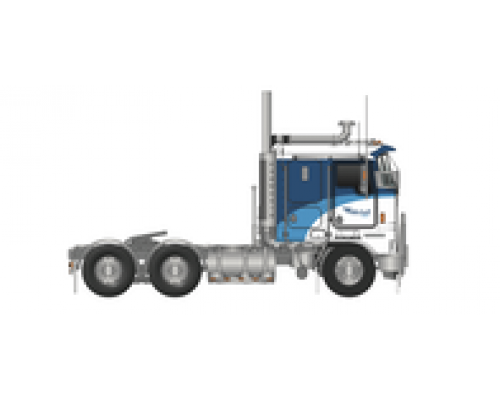 1:50 Scale Kenworth K100G Prime Mover - Mitchell Fuel