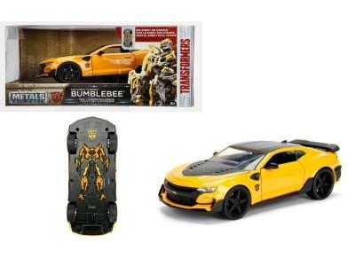 Jada 1:24 Transformers - Bumblebee 2016 Camaro