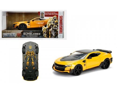 1:24 Scale Transformers - Bumblebee 2016 Camaro