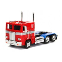 1:24 Scale Transformers G1 Optimus Prime Autobot COE