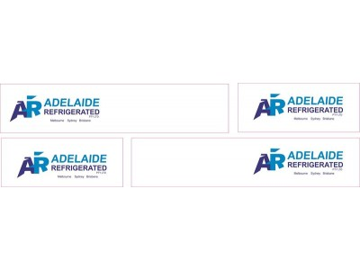 1:50 Decals - Jays Custom B-Double Trailer Set -  Adelaide Refrigerated