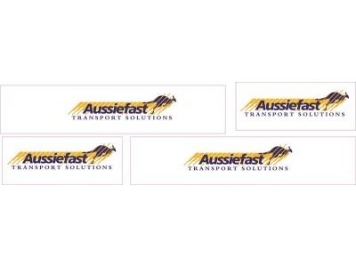 1:50 Decals - Jays Custom B-Double Trailer Set - Aussiefast Transport