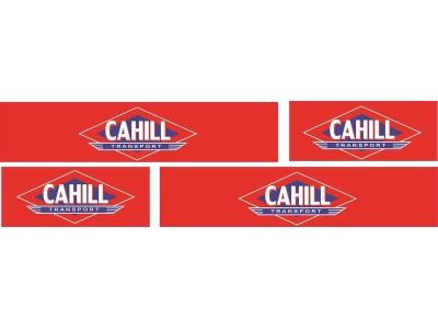 1:50 Decals - Jays Custom B-Double Trailer Set - Cahill Transport