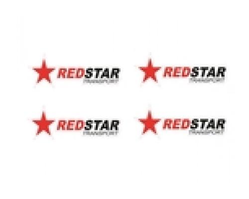 1:50 Decals - Jays Custom B-Double Trailer Set - RedStar Transport