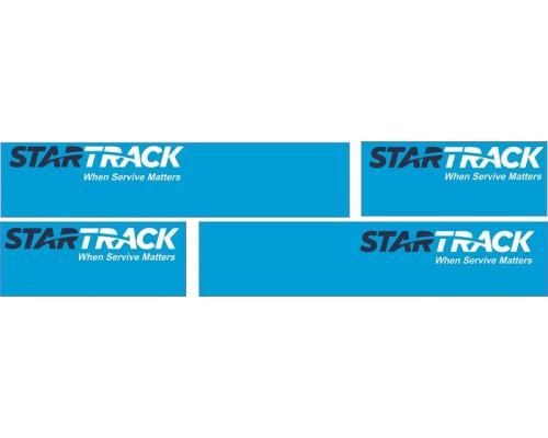 1:50 Decals - Jays Custom B-Double Trailer Set - StarTrack