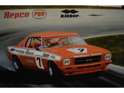Bob Jane Holden Monaro Poster #1